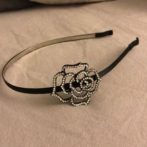 Rose Jewel Headband